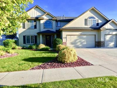 Nampa Single Family Home For Sale: 11287 W Kipling