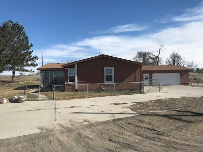 Jerome Single Family Home New: 484 S 200 E