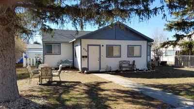 Mountain Home Single Family Home For Sale: 285 S 11th E