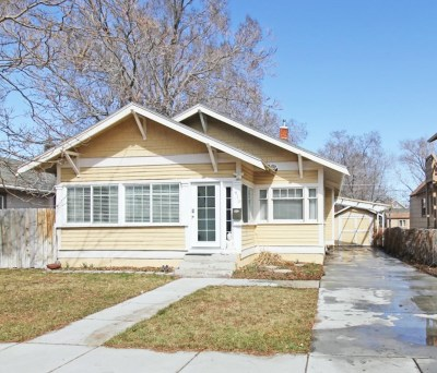 Twin Falls Single Family Home New: 410 3rd Ave N