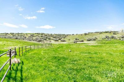 Boise Residential Lots & Land For Sale: Dry Creek Rd.