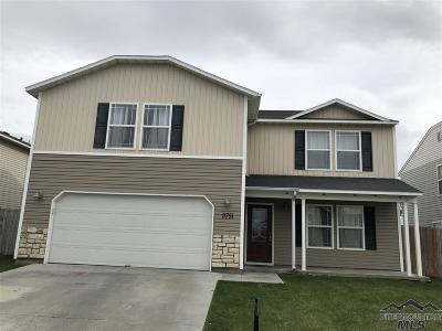 Nampa ID Single Family Home For Sale: $274,900
