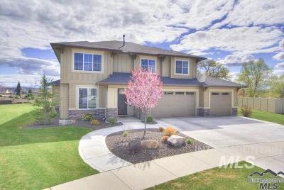 Eagle Single Family Home New: 6353 W Donatella St