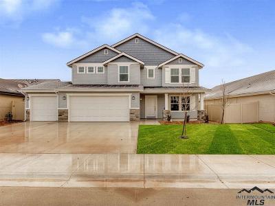 Nampa Single Family Home New: 21 N Firestone Way