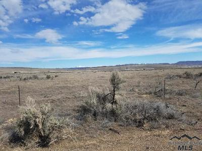 Mountain Home Residential Lots & Land For Sale: N Coyote Ave