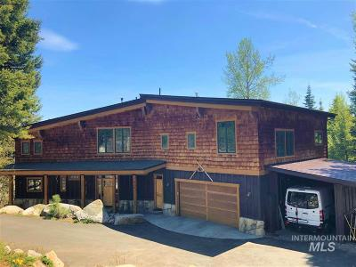 Mccall Single Family Home For Sale: 1620 Lakeridge Drive