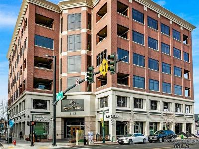 Boise Condo/Townhouse For Sale: 1112 W Main Street