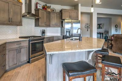 Meridian ID Single Family Home Back on Market: $484,500