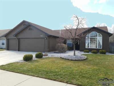 Meridian ID Single Family Home New: $335,000