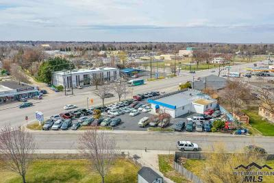 Boise Commercial For Sale: 3000 W State St