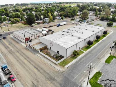 Caldwell Commercial For Sale: 502 E Chicago St.