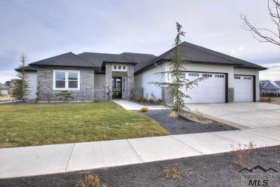 Eagle Single Family Home For Sale: 1449 N Longhorn Ave