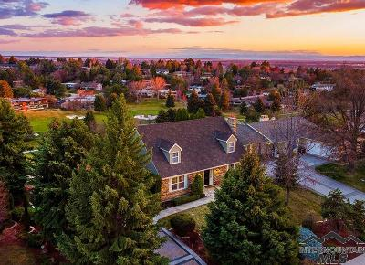 Boise Single Family Home Back on Market: 203 E Braemere Road