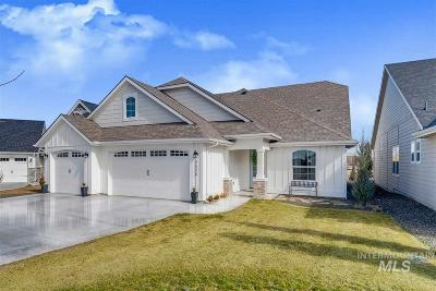 Meridian Single Family Home For Sale: 6630 N Tree Haven Way