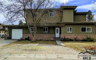 Boise Multi Family Home For Sale: 6533 W Robertson Dr.