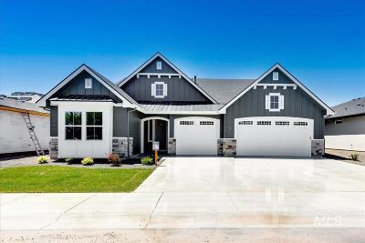 Boise Single Family Home For Sale: 1653 S Kimball Way