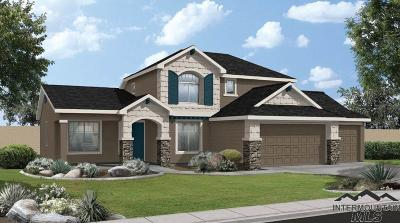 Nampa Single Family Home For Sale: 6118 E Canyon Crossing Dr.