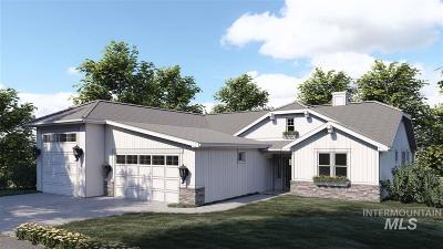 Nampa Single Family Home Contingent Finance: 4089 Whistling Heights Way