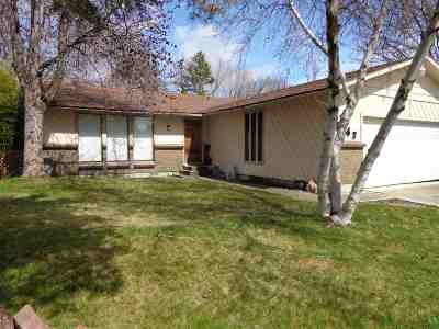 Boise Single Family Home For Sale: 3542 W Forsythia