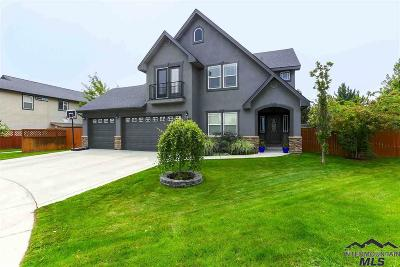 Boise Single Family Home For Sale: 12805 W Berghan St