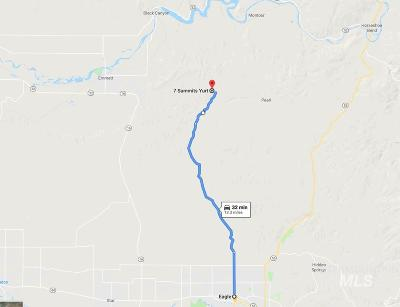 Emmett Residential Lots & Land For Sale: Seven Summits Hunting Ranch