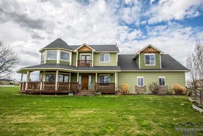 Caldwell Single Family Home For Sale: 13859 Glacier Bay