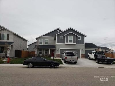 Boise Single Family Home For Sale: 9838 W Mossywood