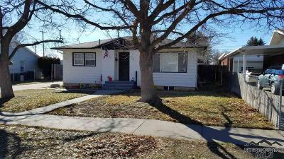 Mountain Home Multi Family Home For Sale: 825 N 9th E
