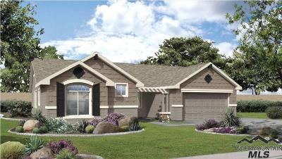 Nampa Single Family Home For Sale: 6117 E Canyon Crossing Dr.