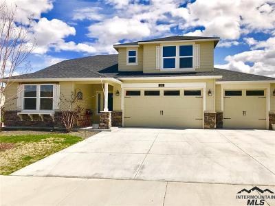 Kuna Single Family Home For Sale: 464 S Tailings Ave