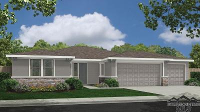 Kuna Single Family Home For Sale: 1031 E Buck Dr.