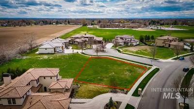 Eagle Residential Lots & Land For Sale: 1710 N Iron Bello Place