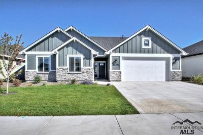 Meridian Single Family Home For Sale: 3734 W Balducci Street
