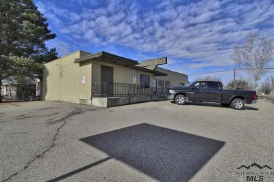 Nampa Commercial For Sale: 1923 2nd Street South