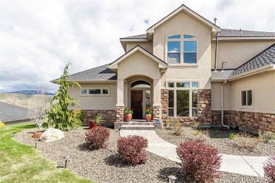 Boise Single Family Home For Sale: 5499 N Quail Summit Pl
