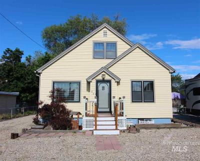 Nampa Single Family Home Back on Market: 86 N Midland Blvd