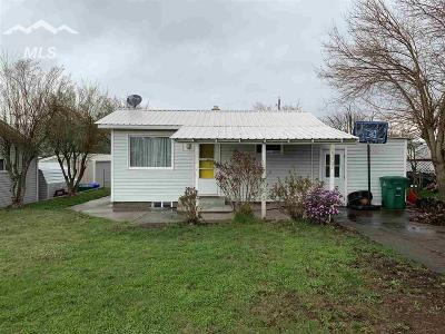 Lewiston Single Family Home Contingent Finance: 1307 17th Ave.