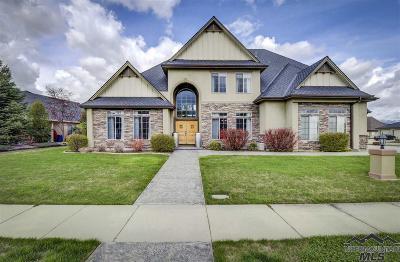 Eagle Single Family Home For Sale: 1126 E Crowne Pointe Drive