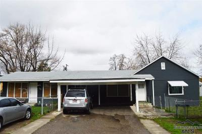 Nampa Multi Family Home For Sale: 203 23rd Ave South