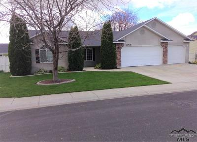 Fruitland Single Family Home For Sale: 1008 Pintail Street
