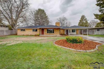 Caldwell Single Family Home For Sale: 523 E Easy