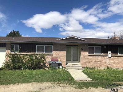 Nampa ID Single Family Home For Sale: $300,000