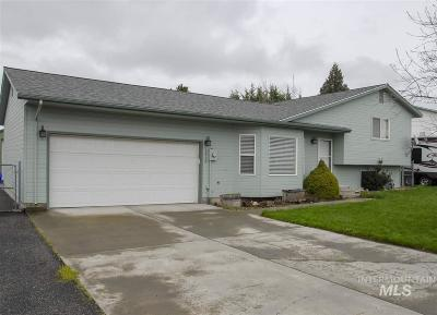 Lewiston Single Family Home For Sale: 1919 Birch Ave