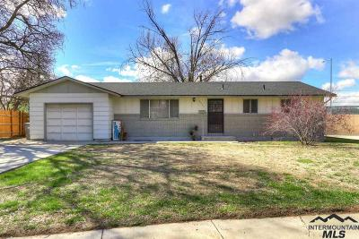 Boise Single Family Home For Sale: 6355 W Grandview