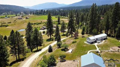 Garden Valley Single Family Home For Sale: 20 Casey Lane