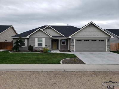 Single Family Home For Sale: 2712 Springcrest