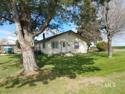 Nampa Single Family Home For Sale: 6580 S Black Cat