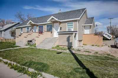 Jerome Multi Family Home For Sale: 616 Lincoln Ave N