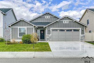 Meridian Single Family Home For Sale: 1408 E Argence