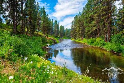 Boise County Residential Lots & Land For Sale: 545 Middlefork Road